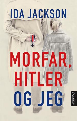 Forsiden til Morfar, Hitler og jeg